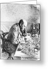 Robert Koch, German Bacteriologist Greeting Card
