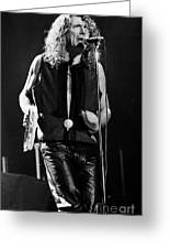 Robert Plant-0064 Greeting Card