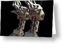 Robotic Limbs Greeting Card
