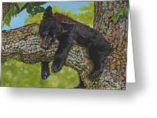 Rock-a-bye-baby/the Wild Bunch #2 Greeting Card