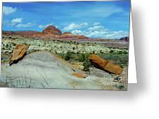 Rock Bits Greeting Card