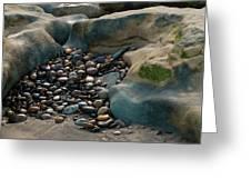 Rock Cradle Greeting Card