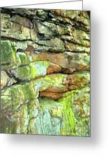 Rock Formation, Wv Greeting Card