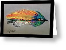 Rock Island Featherwing Streamer Greeting Card