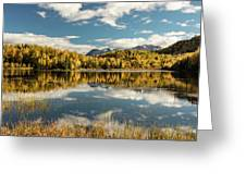 Rock Lake Greeting Card