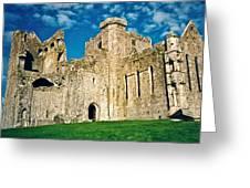 Rock Of Cashel Ireland Greeting Card