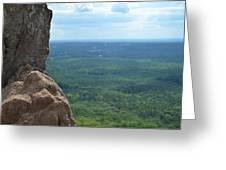 Rock Views Greeting Card