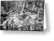 Rockin Water Greeting Card