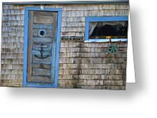 Rockport Massachusetts Greeting Card