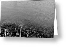 Rockport Shore Greeting Card