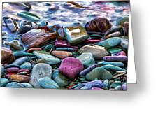 Rocks Greeting Card