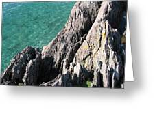 Rocks Of Kerry Greeting Card