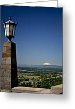Rocky Butte 2 Greeting Card