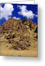 Rocky Butte Greeting Card
