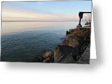 Rocky Coast Greeting Card