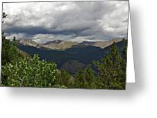 Rocky Mountain National Park 2 Greeting Card