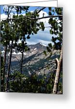 Rocky Mountain National Park 3 Greeting Card