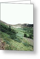 Rocky Mountain Vibes Greeting Card