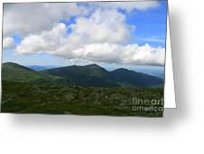 Rocky Mountain Way  Greeting Card