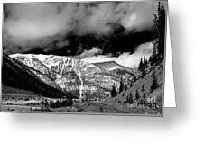 Rocky Mountian High Greeting Card