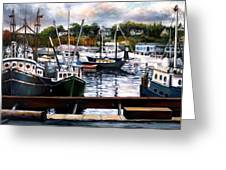 Rocky Neck, Gloucester Greeting Card