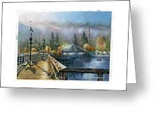 Rocky Point Park Greeting Card