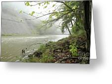 Rocky River #1 Greeting Card