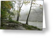 Rocky River #2 Greeting Card