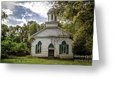 Rodney Baptist Church Greeting Card