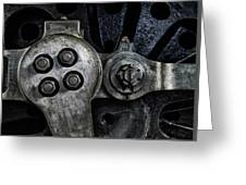 Rods And Bolts Greeting Card