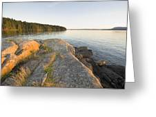 Roesland - North Pender Island Greeting Card