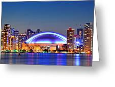 Rogers Center Greeting Card