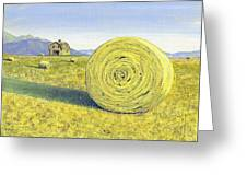 Roll Away The Dew Greeting Card