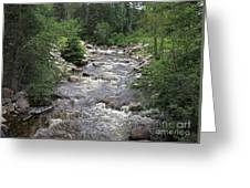 Rollingstone River Greeting Card