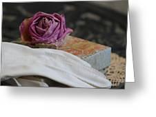Romantic Memories Greeting Card