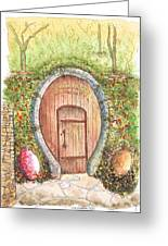 Rombauer Vineyard - California Greeting Card by Carlos G Groppa