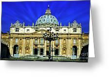 Rome 33 Greeting Card