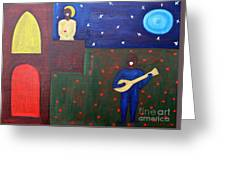 Romeo And Juliet 2 Greeting Card