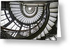 Rookery Stairway Greeting Card