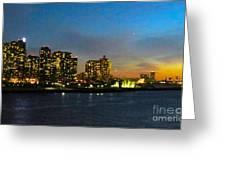 Roosevelt Island 1 New York Greeting Card