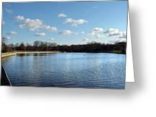 Roosevelt Lake Greeting Card