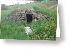 Root Cellar Greeting Card