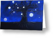Roots And Branches Greeting Card