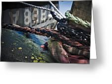 Ropes Greeting Card