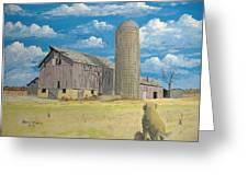 Rorabeck Barn Greeting Card