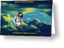 Million Miles Away Greeting Card