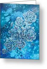 Rosa Stellarum Greeting Card