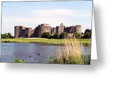 Roscommon Castle Ireland Greeting Card