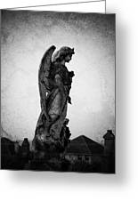 Roscommonn Angel No 4 Greeting Card