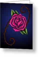 Rose 12 Greeting Card